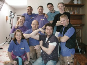 DIYSOS for the BBC series 17, prog. 5, Gosport.