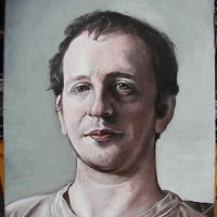 I entered this painting in the 2008 BP Award, although not chosen for exhibition it did get to the final judging day.